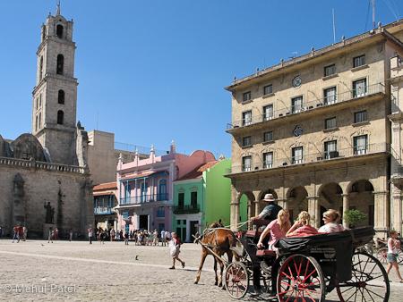 Old town of Havana - Cuba