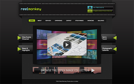 2012 Legacy? New places, new people, new projects…new website!