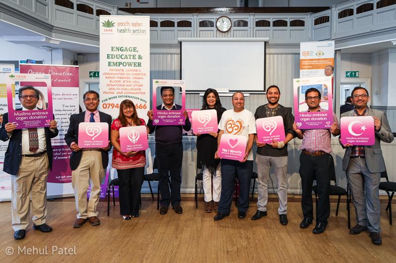 Raising awareness of organ donation in the communities