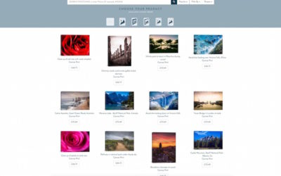 Wall art images from reel monkey now available on the Photo4me platform